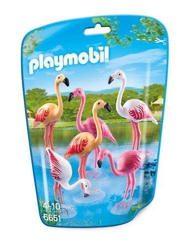 Playmobil Flock of Flamingos-MULTI-One Size