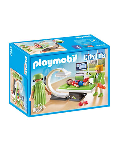 Playmobil X-Ray Room Play Set-MULTI-One Size