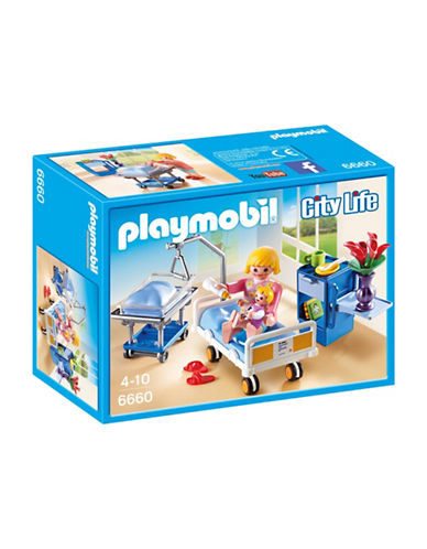 Playmobil Maternity Room Play Set-MULTI-One Size