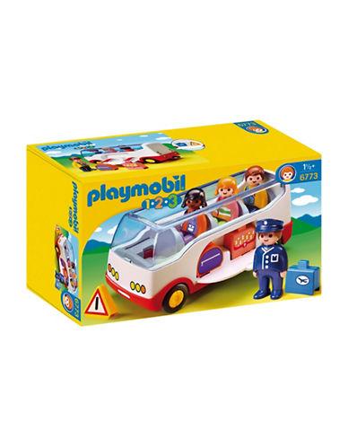 Playmobil 1.2.3 Coach Bus Play Set-MUTLI-One Size