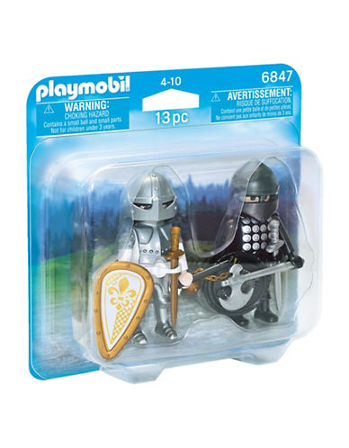 Playmobil Knights Rivalry Duo Pack-MULTI-One Size