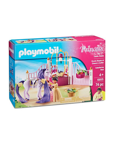 Playmobil Princess Royal Horse Stable 6855-MULTI-One Size