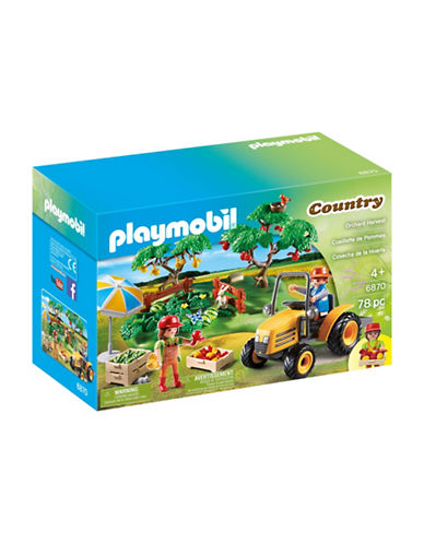 Playmobil Orchard Harvest Starter Set-MULTI-One Size