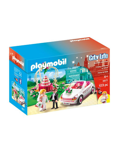 Playmobil Wedding Celebration Starter Set-MULTI-One Size