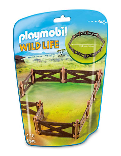 Playmobil Safari Enclosure Toy-MULTI-One Size 88910807_MULTI_One Size