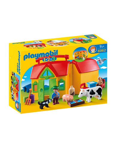 Playmobil My Take Along Farm-MULTI-One Size 88910808_MULTI_One Size