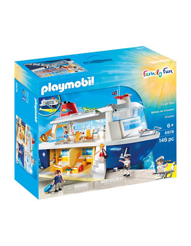 Playmobil Cruise Ship-MULTI-One Size