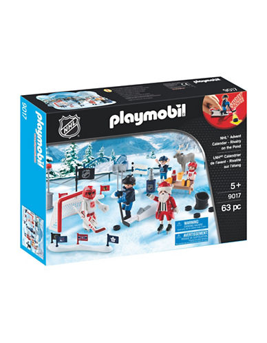Nhl Advent Calendar - Rivalry on the Pond-MULTI-One Size