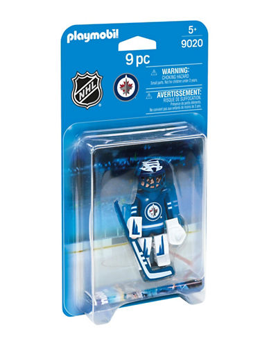 Nhl Winnipeg Jets Goalie-MULTI-One Size