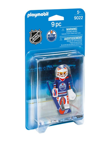 Nhl Edmonton Oilers Goalie-MULTI-One Size