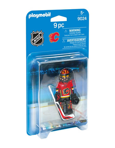 Nhl Calgary Flames Goalie-MULTI-One Size