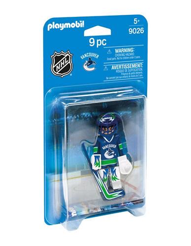 Nhl Vancouver Canucks Goalie-MULTI-One Size