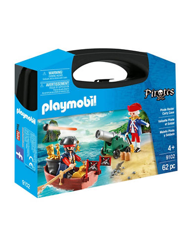 Playmobil Pirate Raider Carry Case-MULTI-One Size