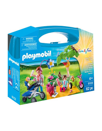 Playmobil Family Picnic Carry Case-MULTI-One Size