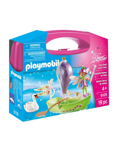 Playmobil Fairy Boat Carry Case-MULTI-One Size