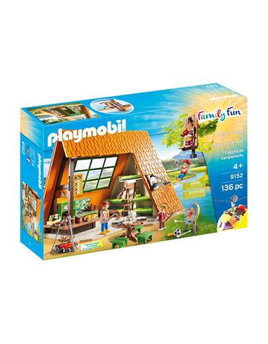 Playmobil Camping Lodge Set-MULTI-One Size
