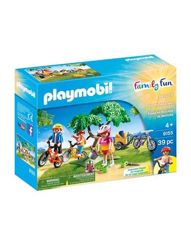 Playmobil Biking Trip Set-MULTI-One Size
