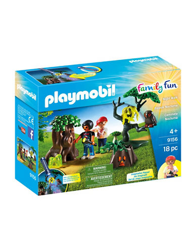 Playmobil Night Walk Set-MULTI-One Size