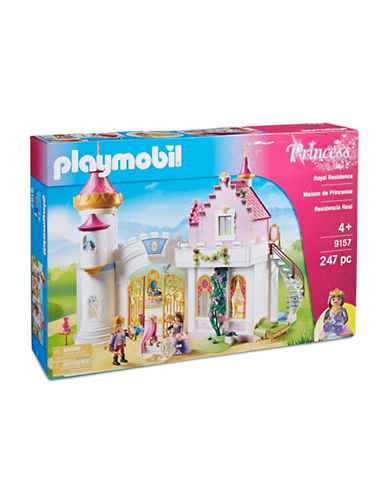 Playmobil Princess Royal Residence 9157-MULTI-One Size 89435295_MULTI_One Size
