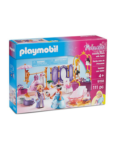 Playmobil Princess Dressing Room with Salon 9158-MULTI-One Size