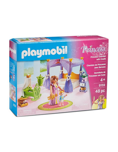 Playmobil Princess Chamber with Cradle Set 9159-MULTI-One Size