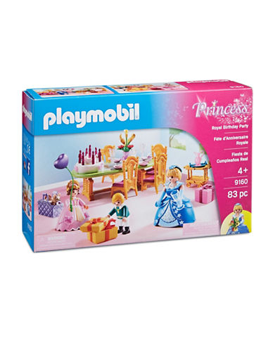 Playmobil Princess Royal Birthday Party 9160-MULTI-One Size