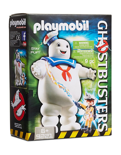 Playmobil Stay Puft Marshmallow Man with Ray Stantz-MULTI-One Size