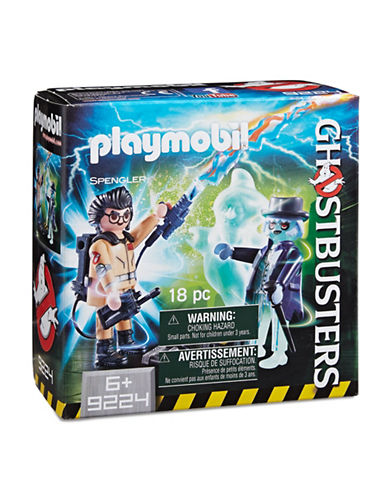 Playmobil Ghostbusters Spengler and Ghost 9224-MULTI-One Size