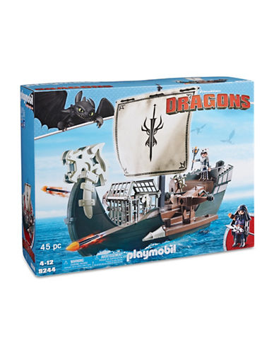 Playmobil Dragons Dragos Ship 9244-MULTI-One Size