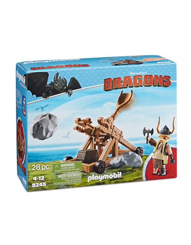 Playmobil Dragons Catapult Set-MULTI-One Size