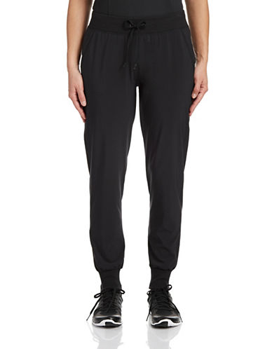 Golf Canada Womens Woven Pants-BLACK-X-Large 87913740_BLACK_X-Large
