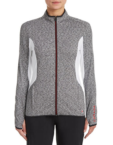 Golf Canada Womens Performance Jacket-GREY-Medium 87913742_GREY_Medium