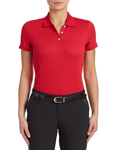 Golf Canada Womens Classic Polo-RED-Medium 87913774_RED_Medium