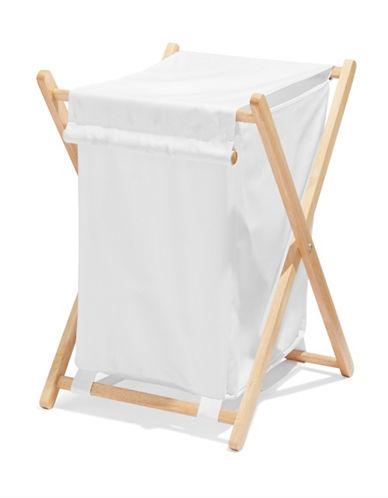 Home Studio Muskoka Laundry Sorter-WHITE-Small