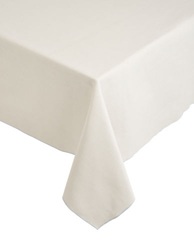 Glucksteinhome Provencal 84-Inch Tablecloth-NATURAL-One Size