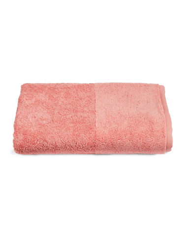 Distinctly Home Egyptian Hand Mesa Rose Hand Towel-CORAL-Hand Towel