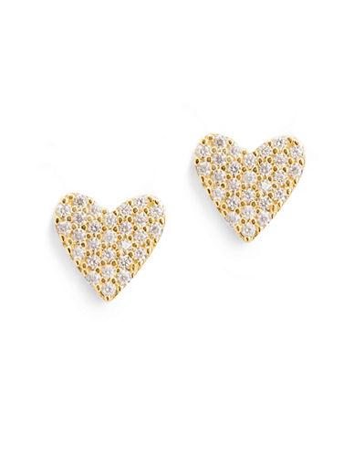 Mejuri Dainty Heart Earrings-GOLD-One Size