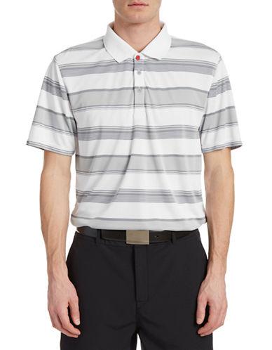 Golf Canada Rio Striped Yarn-Dyed Polo-GREY-Small 88073424_GREY_Small