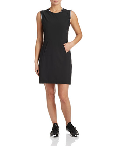 Golf Canada Womens Combo Golf Dress-BLACK-Large 88076706_BLACK_Large