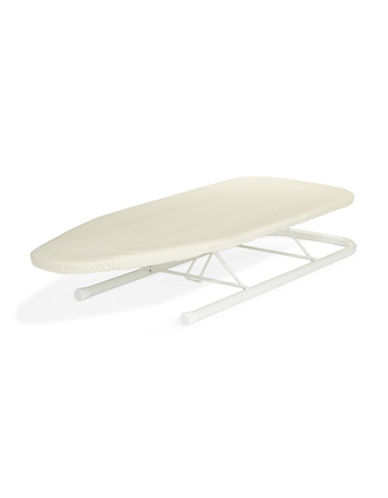 Essential Needs Foldable Tabletop Ironing Board-BEIGE-One Size