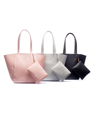 Black Tote Bag Purchase with Purchase | Hudson's Bay