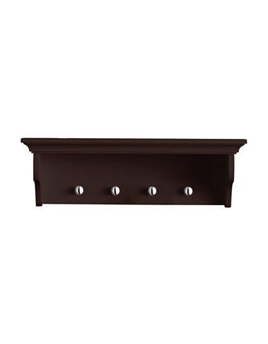 Home Studio Wall Shelf-ESPRESSO-One Size