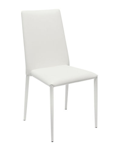 Distinctly Home Martin Dining Chair-WHITE-One Size