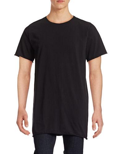 Nana Judy Basic Tall T-Shirt-BLACK-Small