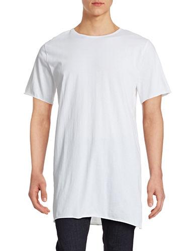 Nana Judy Basic Tall T-Shirt-WHITE-Medium
