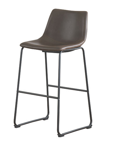 Distinctly Home James Bar Stool-BROWN-One Size