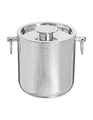 Glucksteinhome Oliver Ice Bucket-SILVER-One Size