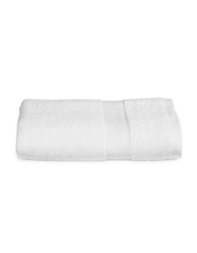 Dh Textured Bath Towel-BRIGHT WHITE-Bath Towel