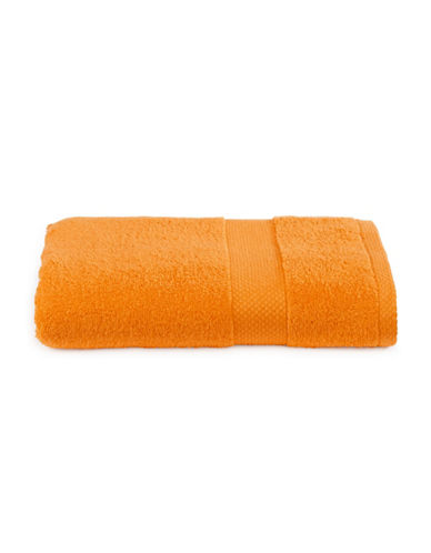 Dh Textured Bath Towel-APRICOT-Bath Towel