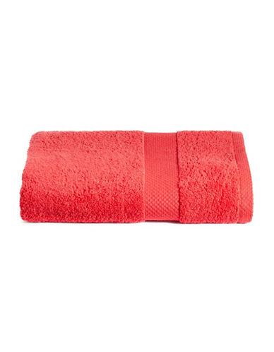 Dh Textured Bath Towel-RED-Bath Towel